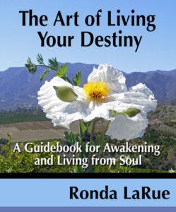Finding Clarity at life crossroads by author ronda larue Ojai california